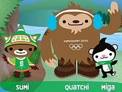 Olympic2010mascots